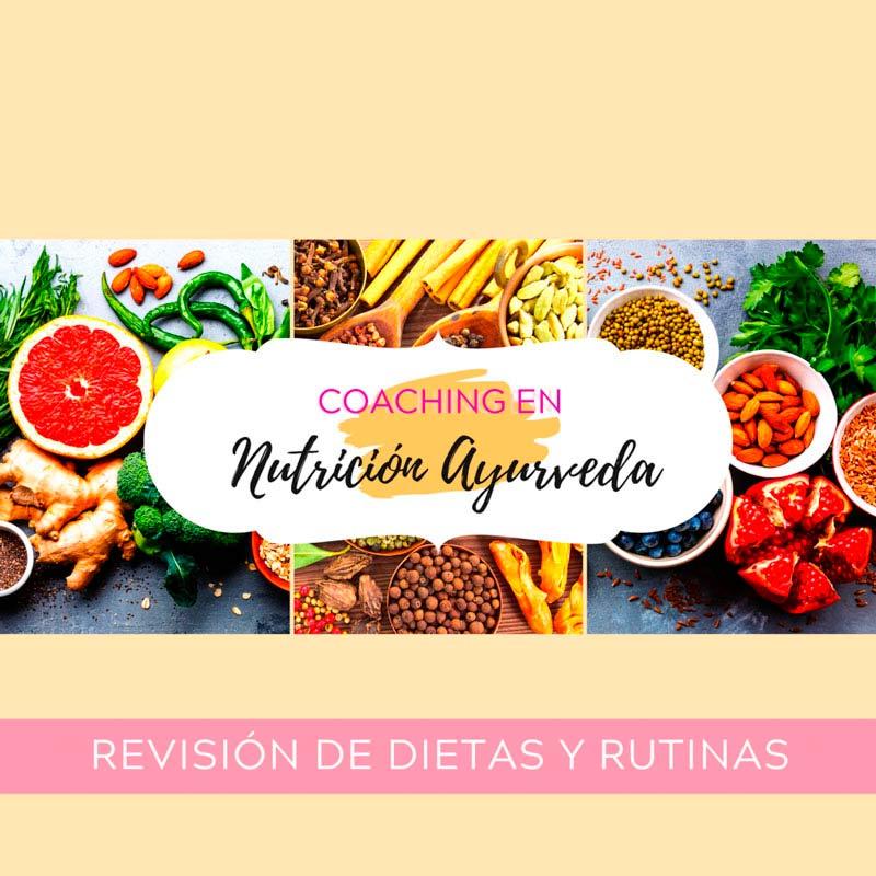 coaching nutrición ayurveda