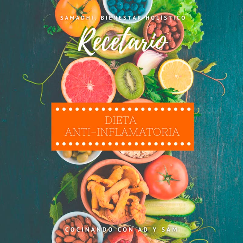 recetario dieta antiinflamatoria