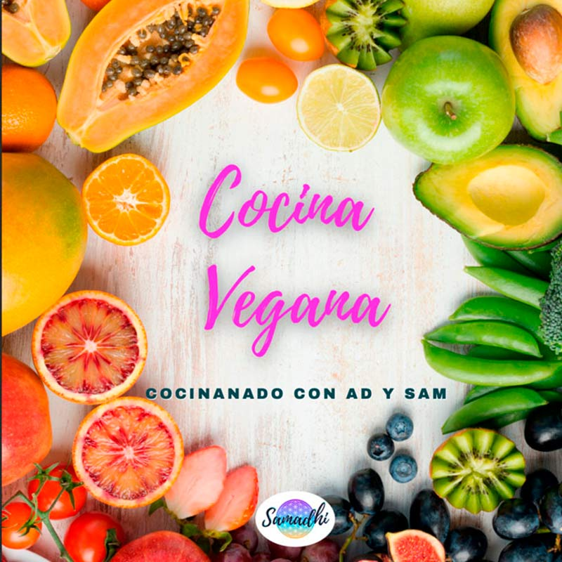 recetario cocina vegana